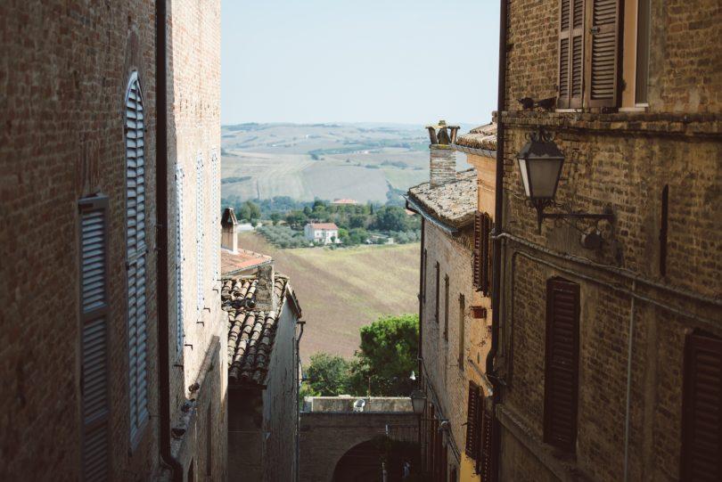 Un mariage végétal en Italie - Photos : Margherita Calati - Blog mariage : La mariée aux pieds nus