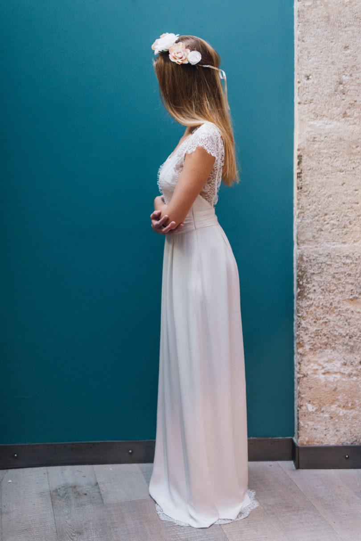 Lorafolk et Monoprix - Une collaboration exclusive à découvrir sur le blog mariage www.lamarieeauxpiedsnus.com - Photos : Chloé Lapeyssonnie