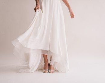 Comment bien choisir ses chaussures de mariée ? - Blog mariage : La mariée aux pieds nus
