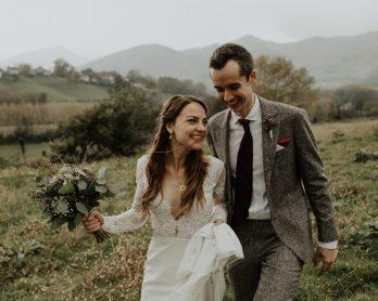 Comment réussir ( et profiter ) de vos photos de couple - Photographe de mariage : Baptiste Hauville - Blog mariage : La mariée aux pieds nus