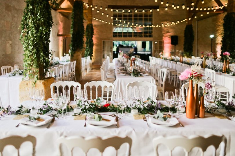 Un mariage au Château de Verderonne en Picardie - Photos : Amandine Ropars - Blog mariage : La mariée aux pieds nus