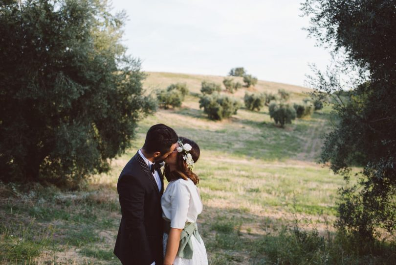 Un mariage végétal en Italie - Photos : Margherita Calati - Blog mariage : La mariee aux pieds nus