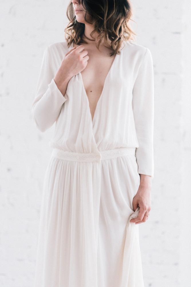 Où trouver une robe de mariée de créateur en province ? Découvrez mes adresses préférées sur La mariée aux pieds nus
