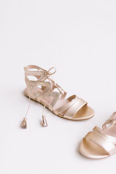 San Marina x La mariée aux pieds nus - Chaussures de mariée - Collection mariage 2018