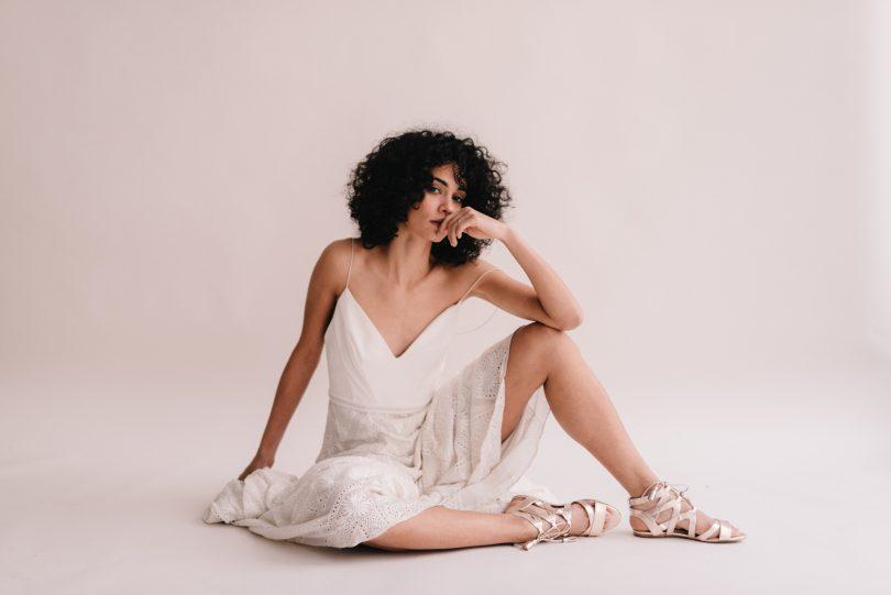 Choisir ses chaussures de mariée - Blog mariage : La mariée aux pieds nus