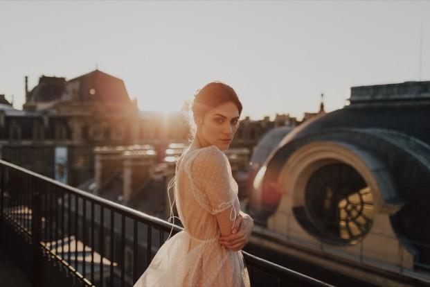 Robes de mariée Boheme Rock par David Purves - Collection 2017 - A découvrir sur le blog mariage www.lamarieeauxpiedsnus.com - Photos : Baptiste Hauville - You made my day