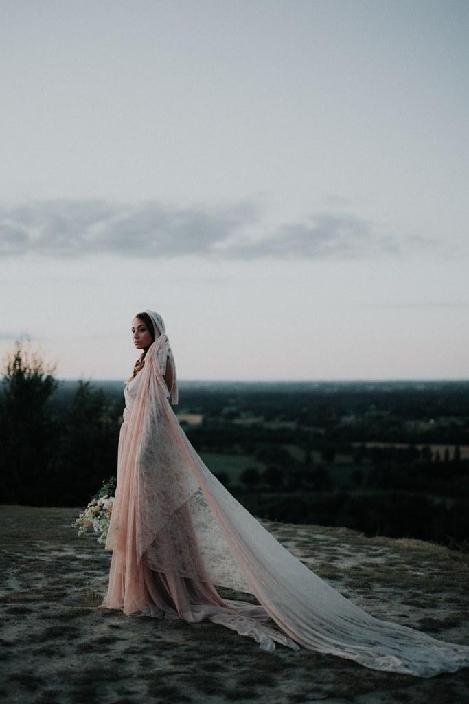Un mariage pastel - Inspiration - L'atelier Wedding - Blog mariage : La mariée aux pieds nus