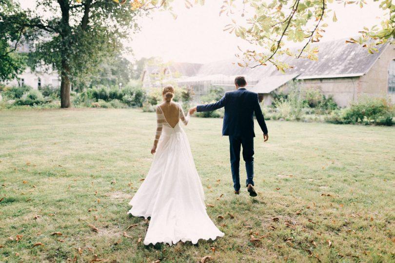 Un mariage végétal à l'espace Nobuyoshi près de Tours - Photographe : Jérôme Tarakci - Blog mariage : La mariée aux pieds nus