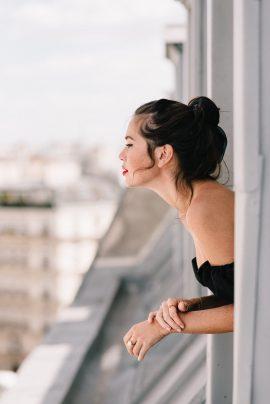 Leila Buecher - Joaillerie contemporaine et audacieuse - Mariage - Photos : Chloé Lapeyssonnie - Blog : La mariée aux pieds nus
