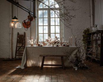 7 conseils pour imaginer la table de votre mariage - Photos : Marie Dubrulle - Blog mariage : La mariée aux pieds nus