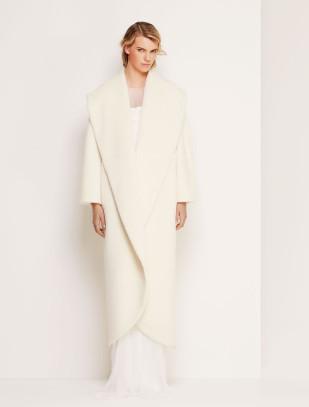 Max Mara - Collection Robe de mariee - La mariee aux pieds nus - Modele veste Calla