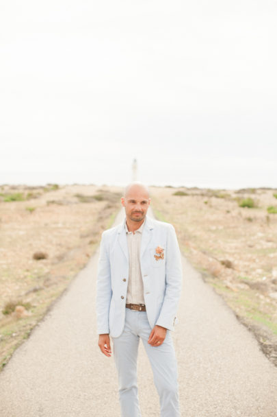 Alex Tome - Un mariage à Formentera - La mariée aux pieds nus