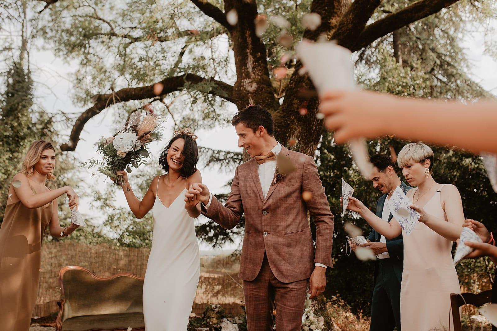 Organiser un mariage en petit comité - Photos : Alchemia Weddings