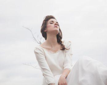 Aurélia Hoang - Robes de mariée - Blog mariage La mariée aux pieds nus