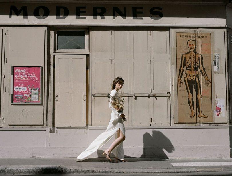 Azeline - Robes de mariée - Collection 2022 - Blog mariage : La mariée aux pieds nus