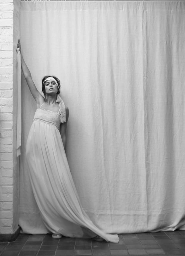 Rhum Raisin by Victoire Vermeulen - Robes de mariee  - Paris - La mariee aux pieds nus