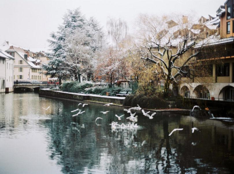 Blanccoco Photographe - Annecy sous la neige - Bonnes adresses - La mariee aux pieds nus