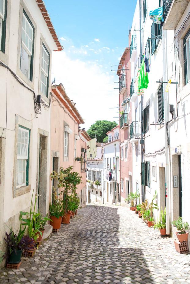 Blanccoco-Photographe - A la decouverte de Lisbonne au Portugal - La mariée aux pieds nus