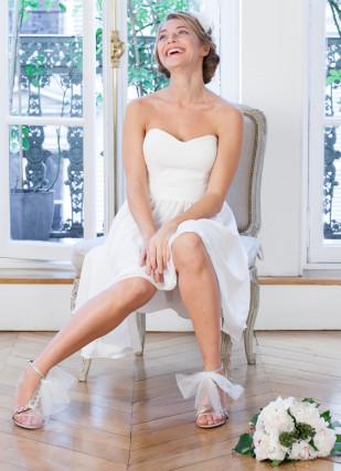 ByNParis - Forever - La mariee aux pieds nus