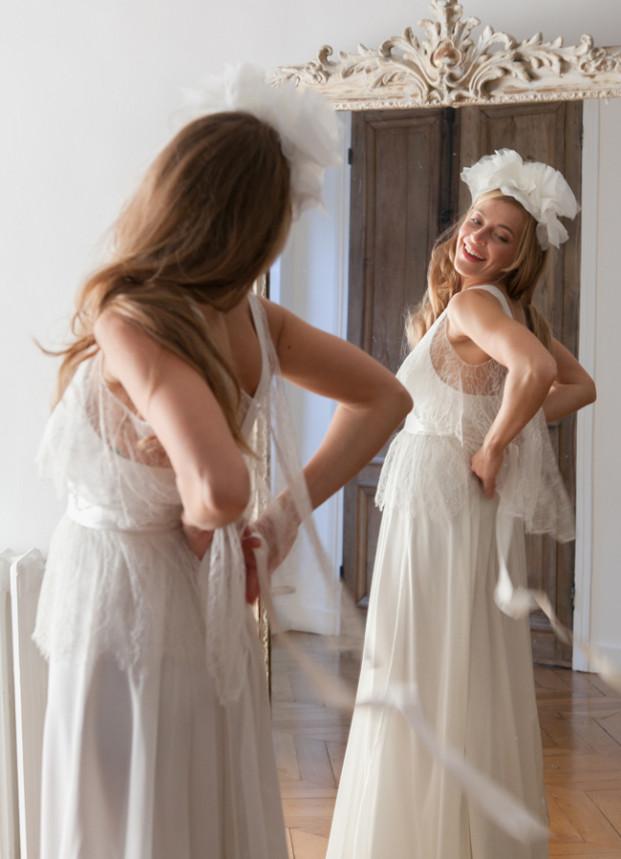 ByNParis - LOVE - detail - La mariee aux pieds nus