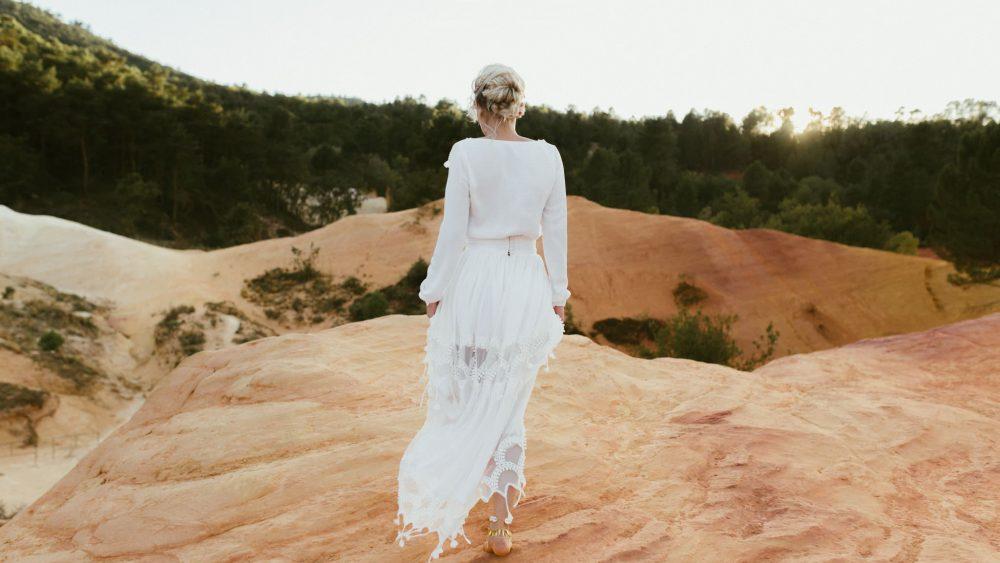 Camille Recolin- Robes de mariée - Collection 2018