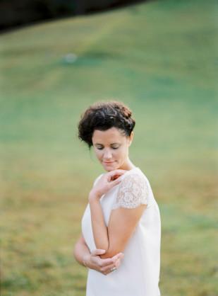 Capyture - Un mariage a la montagne - Inspiration - Majenia - La mariee aux pieds nus