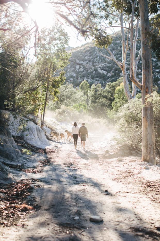 ©Jean Laurent Gaudy - Seance engagement en Afrique du Sud - La mariee aux pieds nus