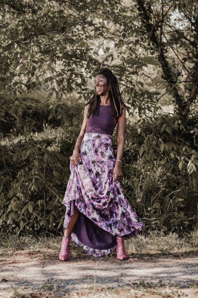 Cécile Labrunie - Robes de mariée - Collection 2022 - Photos : Alex therry - Blog mariage : La mariée aux pieds nus