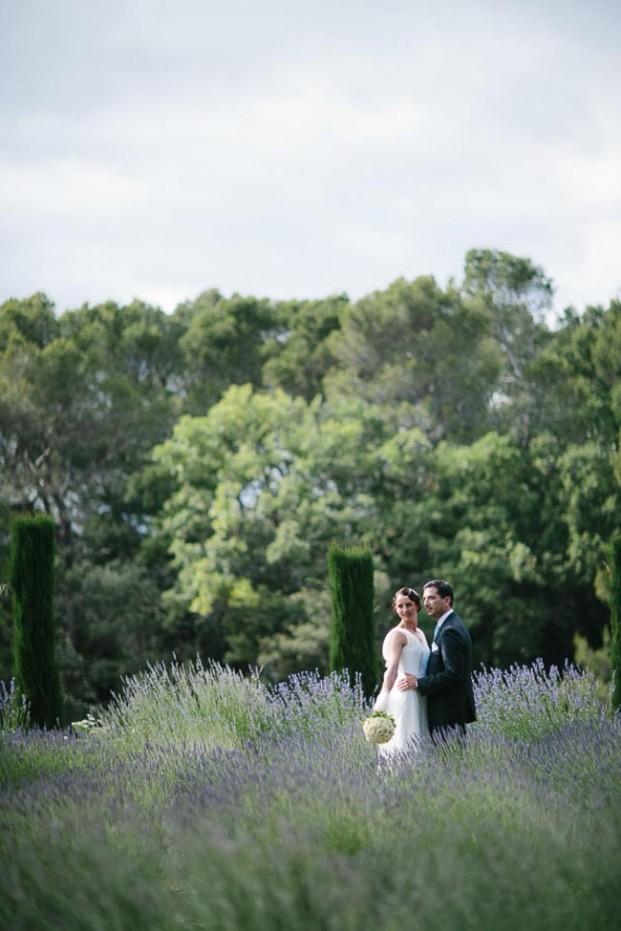 Greg Finck - Un mariage en bleu en Provence - Mas de So - La mariee aux pieds nus-56