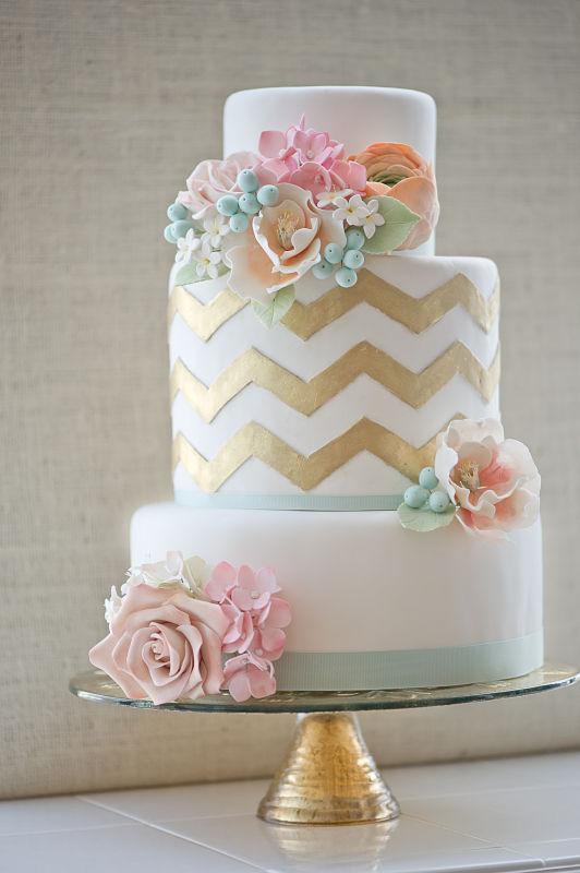 Choisir Son Wedding Cake Mon Grain De Sucre La Mariee Aux Pieds