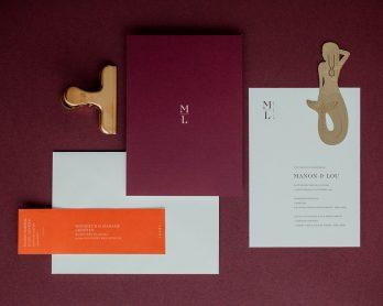 Mister M Studio - Faire part de mariage - blog mariage : La mariée aux pieds nus