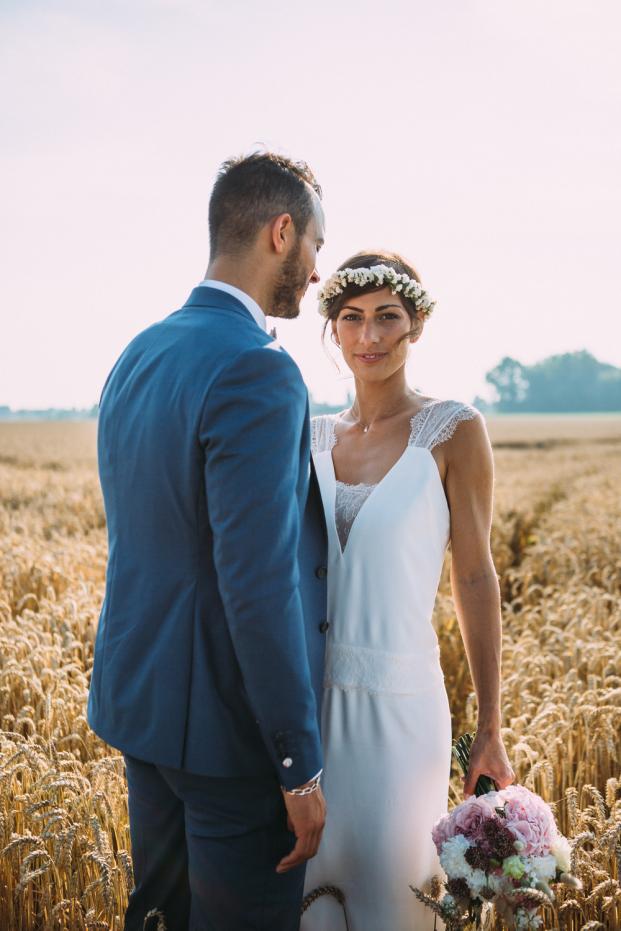 coralie photography un mariage champtre prs de lille la mariee aux pieds nus - Tenue Mariage Champetre