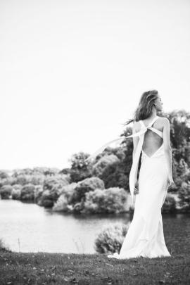 Delphine Manivet - robes de mariée - Collection 2016 - - Modele Anatole - A découvrir sur le blog mariage La mariée aux pieds nus