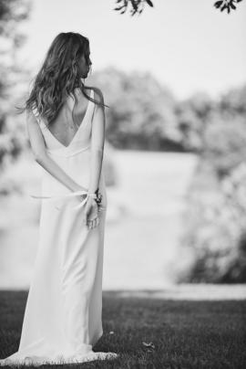 Delphine Manivet - robes de mariée - Collection 2016 - Modele Jonah - 1650€ - A découvrir sur le blog mariage La mariée aux pieds nus