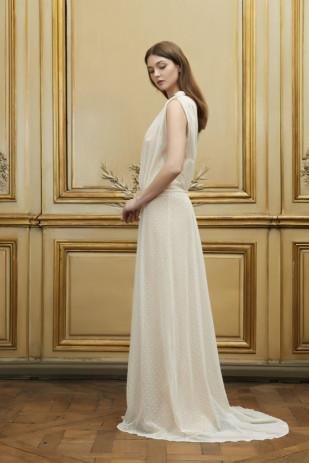 Delphine Manivet - Robes de mariee - Collection 2015 - La mariee aux pieds nus - MILAN