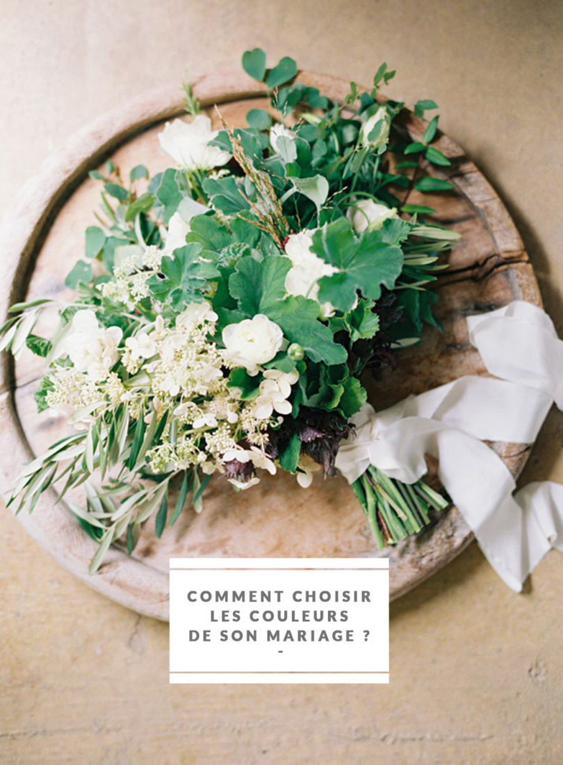 Elisa Bricker - Comment choisir les couleurs de son mariage - La mariée aux pieds nus