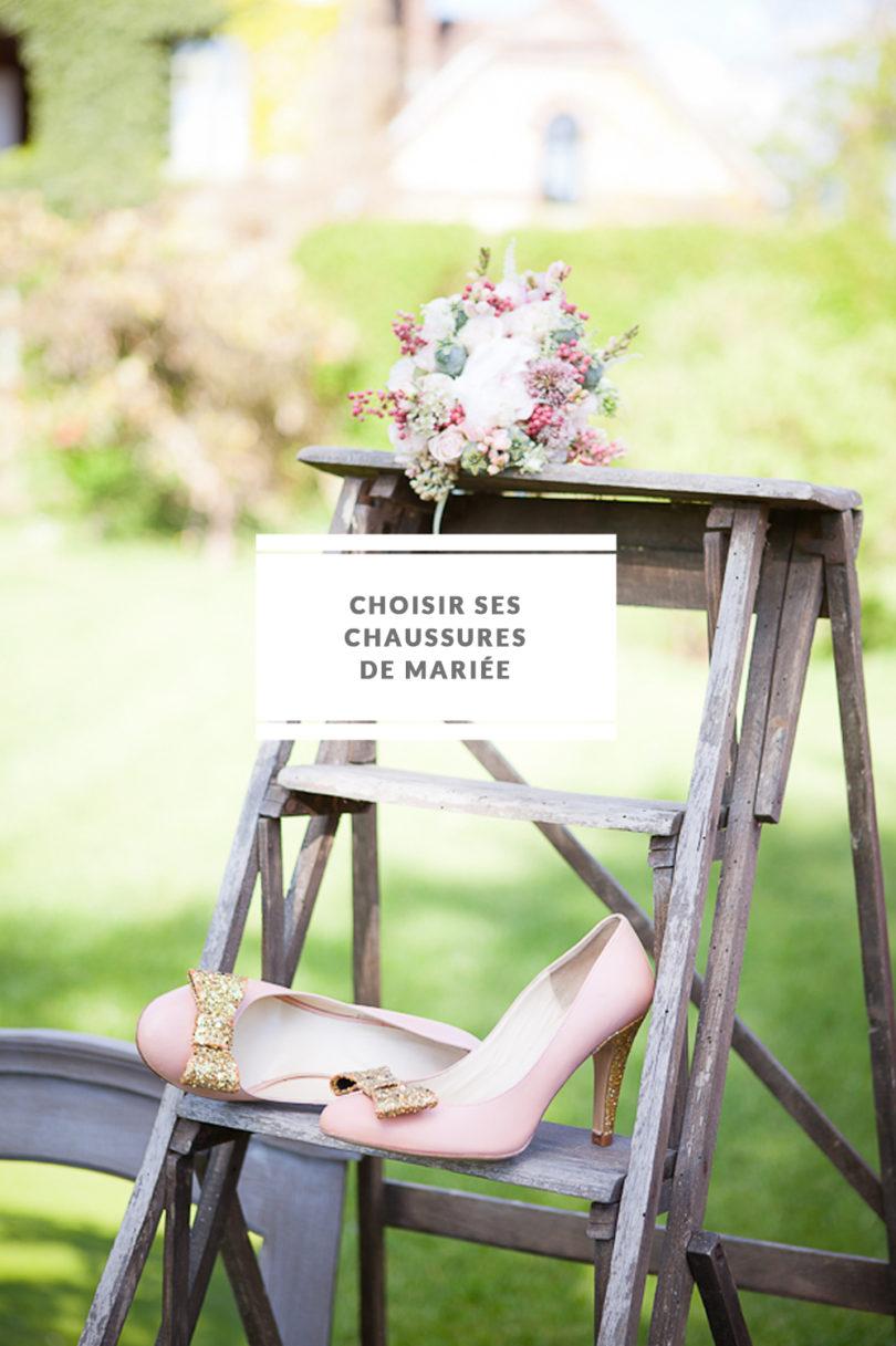 d002c56d890 5 astuces pour choisir ses chaussures de mariée
