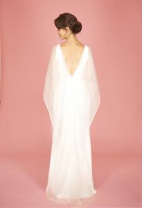 Soeurs Waziers - Collection 2014 - La mariee aux pieds nus