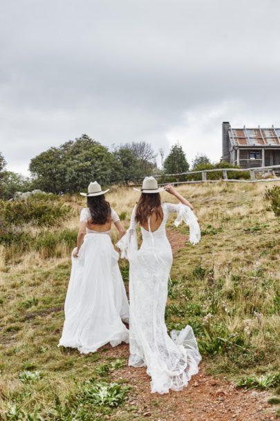Grace loves lace - Robes de mariée - Collection 2016 - La mariée aux pieds nus