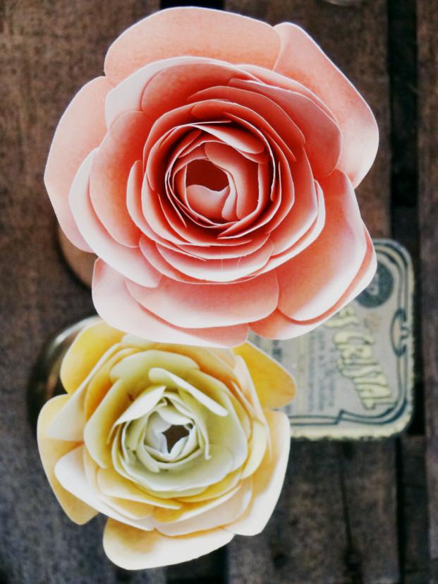 Janine the perfect day - Atelier fleurs en papier love etc - La mariee aux pieds nus