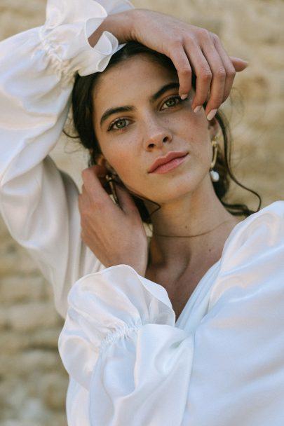 Jeanne Source : Collection 2021 - Blog mariage : La mariée aux pieds nus.