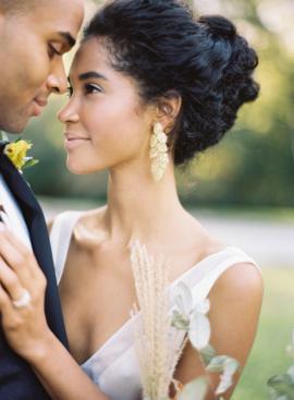 Joey Kennedy - 10 idees de chignons de mariee - La mariée aux pieds nus