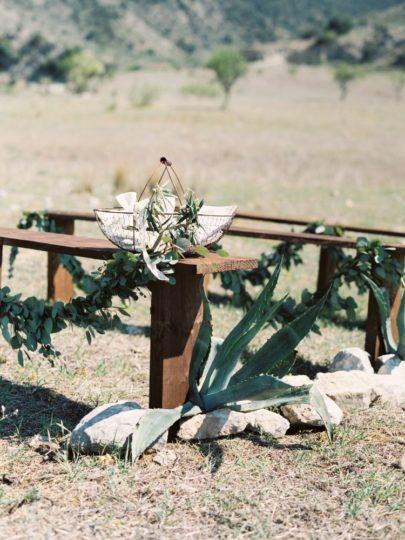 Joseba Sandoval - Un mariage sur le theme des succulentes en Andalousie - La mariée aux pieds nus