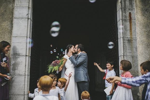 Pretty Days - Un mariage au Pays Basque - La mariee aux pieds nus