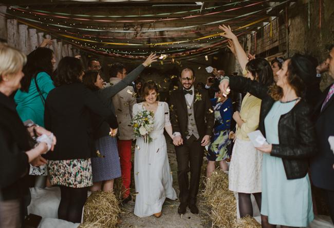 Un mariage en Ecosse - Kitchener Photography - La mariée aux pieds nus