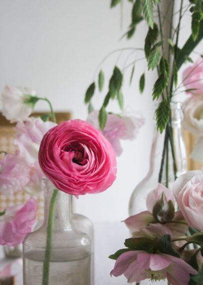 Quel bouquet de fleurs choisir pour ses centres de table - La mariee aux pieds nus