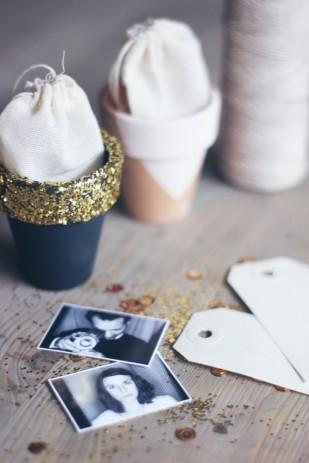 La mariee aux pieds nus - DiY - Des marque place avec des photos - 5