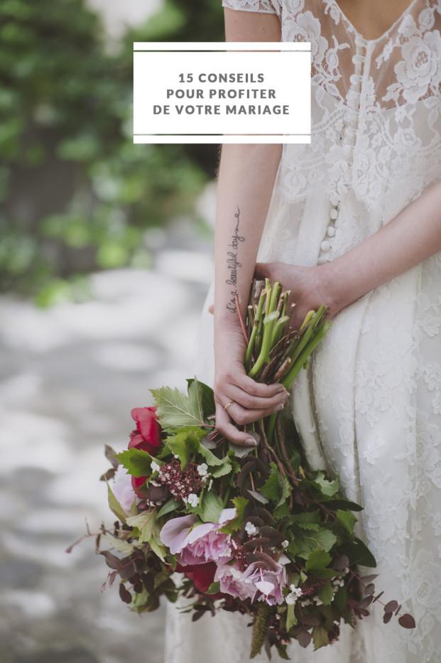 LovelyPics - 15 conseils pour profiter de votre mariage
