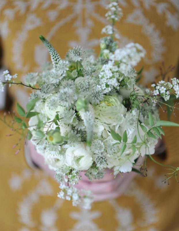 LovelyPics- La mariee aux pieds nus - Inspirations fleuries