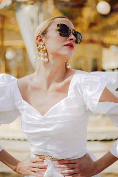 MCDM Vintage - Mode mariée vintage par Céline de Monicault